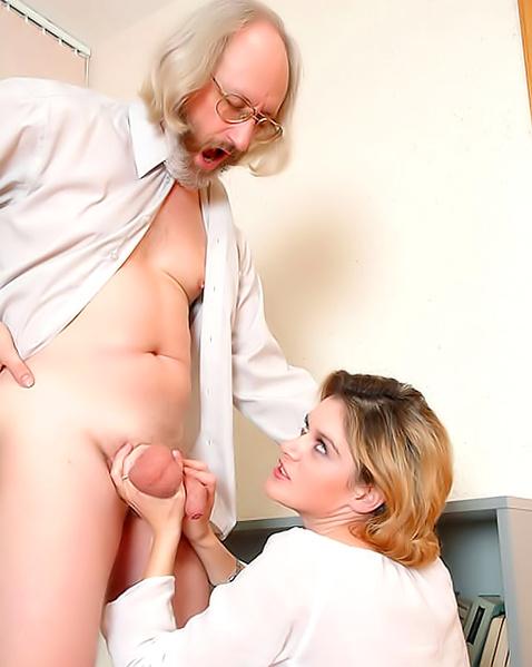 Дед с маленьким членом порно