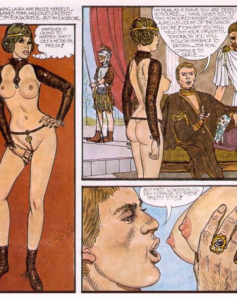 Древний рим: оргии императора (грандиозное историческое порно)