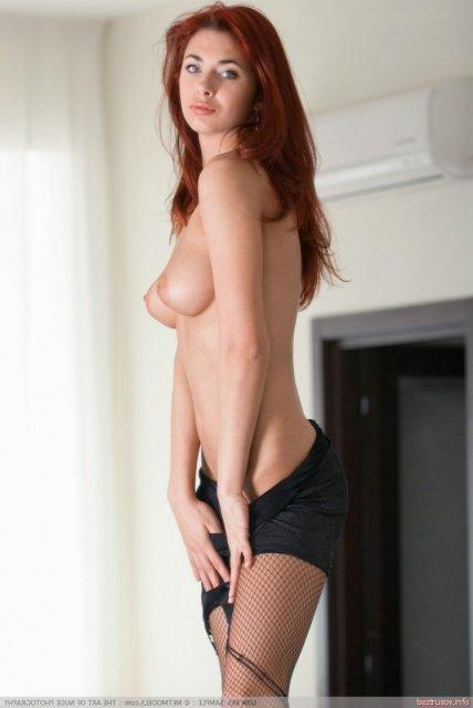 Рыжие порно попки